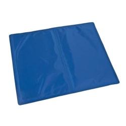 @Pet Kylmatta hund blå L 50x90 cm Blå
