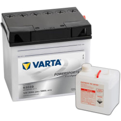Varta Motorcykelbatteri Powersports Freshpack Y60-N24L-A