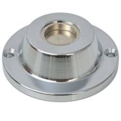 vidaXL Universell brickavtagare galvaniserad ≥4500 GS Silver