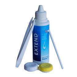 Extend 100 ml kontaktlinsvätska + Etui + Pincett + Lens-in