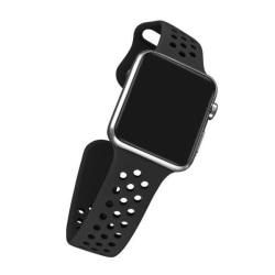 Apple Watch - Sportband - Watchband - 42 mm svart