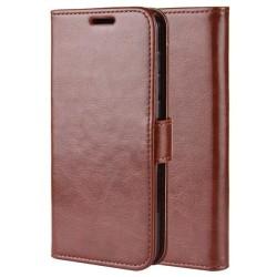 Mobilskal iPhone 11 Pro plånbok (Brun) Brown