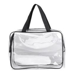 Necessär genomskinlig transparent sminkväska clear bag (Stor)