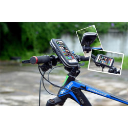 Vattentät mobilväska cykelväska