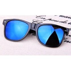 Wayfarer Classic med blå spegelglas