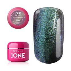 Base one - UV Gel - Chameleon - Cosmic Girl - 08 - 5 gram Grön