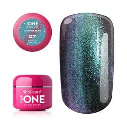 Base one - UV Gel - Chameleon - Mystic Dance - 07 - 5 gram multifärg