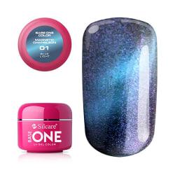 Base One - UV Gel - Magnetic Chameleon - Blue Light - 01 - 5g Blå