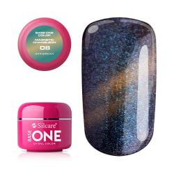 Base One - UV Gel - Magnetic Chameleon - Caribbean - 08 - 5 gram Träd