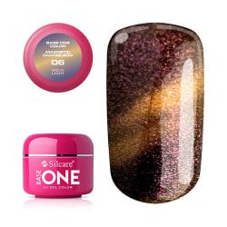 Base One - UV Gel - Magnetic Chameleon - Gold Light - 06 - 5g Röd