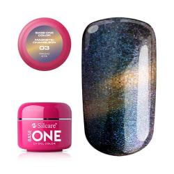 Base One - UV Gel - Magnetic Chameleon - Magic Eye - 03 -5g Blå