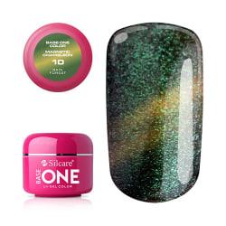 Base One - UV Gel - Magnetic Chameleon - Rain Forest - 10 - 5g Grön