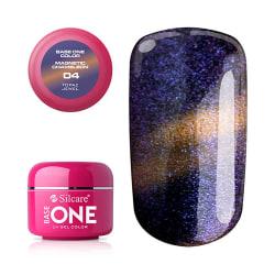 Base One - UV Gel - Magnetic Chameleon - Topaz Jewel - 04 - 5g Blå