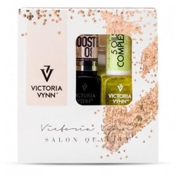 DUO Pack - Boost Base 2in1 + 5 Oil Complex - Victoria Vynn multifärg