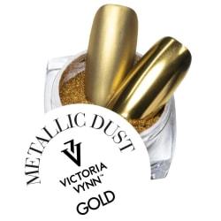 Effektpulver / Krom - Gold - 2g - Victoria Vynn
