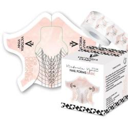 Nagelmallar - 100 st Basic - Victoria Vynn Rosa