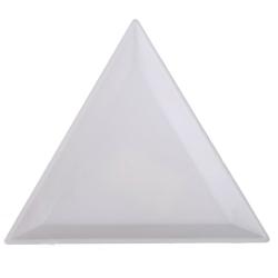 Penselställ / blandningsyta / display i vitt - P113