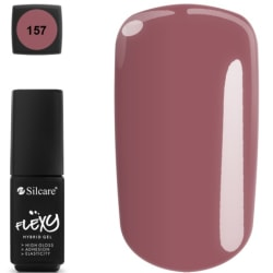 Silcare - Flexy - Hybrid gel - Color: 157 - 4,5 gram