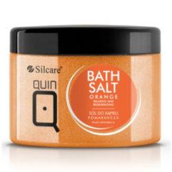 Silcare - Quin - Badsalt - Apelsin - 600 gram