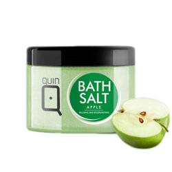 Silcare - Quin - Badsalt - Äpple - 600 gram