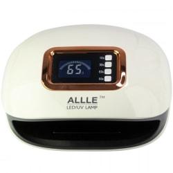 UV/LED 72W - Allle H4 Plus - Nagellampa - Vit