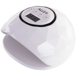 UV/LED 72W - Nagellampa - Diamond - F5 - Vit