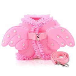 Angel Pink Princess - Koppel till sällskapsdjur, djurprodukter rosa L