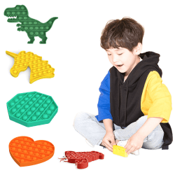 Pop It Fidget Toys - Toy / Sensory - Choose model & color