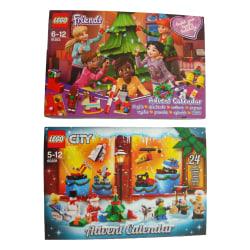2st Lego Advent Calendar - modell 41353 & 60201