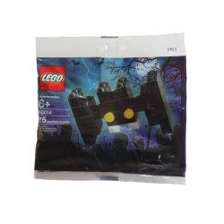 Halloween Fladdermus - 25st bitar Modell 40014 Lego svart