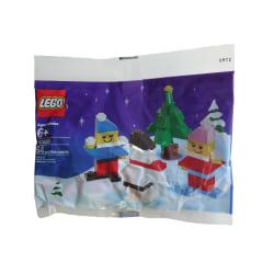 Lego 40008 Snowman Building Set
