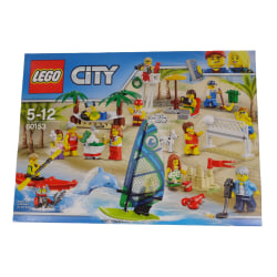 Lego City 60153 People Pack - Fun at the Beach flerfärgad