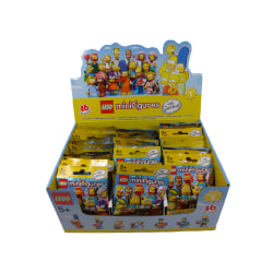 Lego Minifigurer Simpsons Series 2 - 71009- Hel kartong 60 påsar