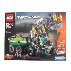 Lego Technic 42080 Forest Machine flerfärgad