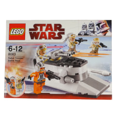 Rebel Trooper Battle Pack 8083 - Star Wars Lego