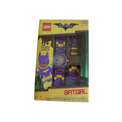 The LEGO Batman Movie Batgirl Link Watch 8020844 - Armbandsur flerfärgad