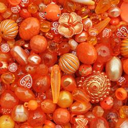 Akrylmix i orangea toner, 40g