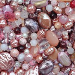 Akrylmix i rosa toner, 40g