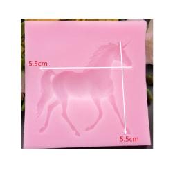 1 gjutform i silikon göra egen häst