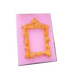 1 st silikon gjutform gör en ram