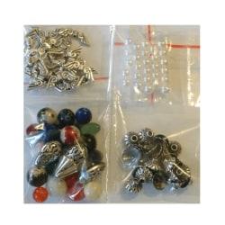 mixpaket pärlor - göra änglar själv 20 st