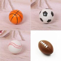4-pack Stressboll / Antistress / Klämboll / Squeeze