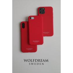 Candy Red -MOBILSKAL I TPU TILL IPHONE 7/8PLUS röd