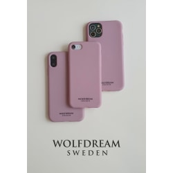 Dusty Lavendel -MOBILSKAL I TPU TILL IPHONE 7/8PLUS rosa