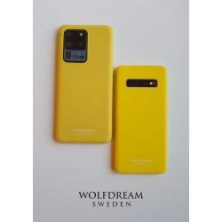 GUL MOBILSKAL I TPU till Samsung S20PLUS GUL