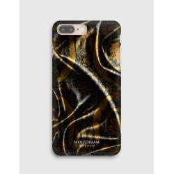 HANDKERCHIEF-Exklusiv Mobilskal till Iphone 7/8PLUS guld