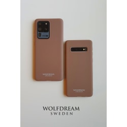 MOCHA MOBILSKAL I TPU till Samsung S10PLUS brun