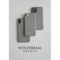 Oyster Grey-MOBILSKAL I TPU TILL IPHONE 7/8PLUS grå