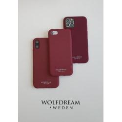 Ruby Red -MOBILSKAL I TPU TILL IPHONE 7/8 röd