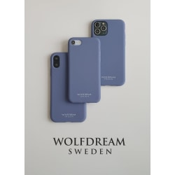 Stone Blue -MOBILSKAL I TPU TILL IPHONE 7/8PLUS blå